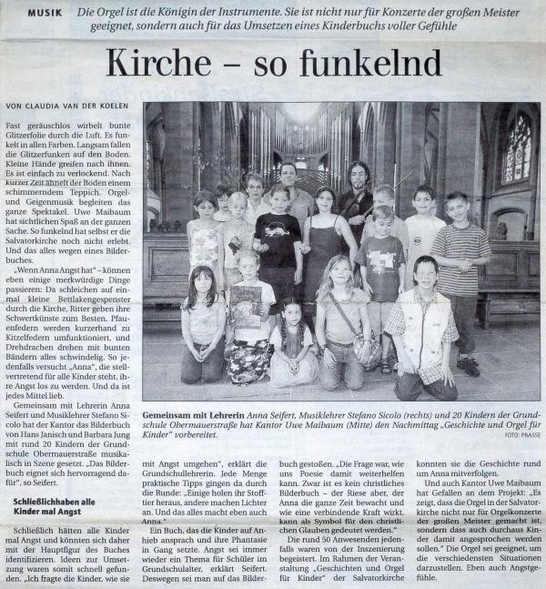 Der Weg Duisburg 29.06.2003